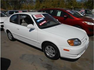 2003 Hyundai Accent GL