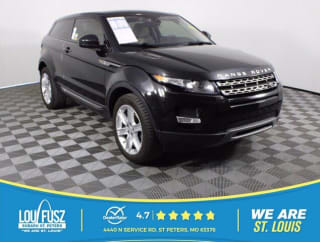 2015 Land Rover Range Rover Evoque Coupe