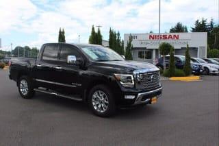 2021 Nissan Titan SL
