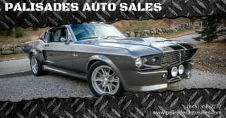 1967 Ford Mustang Shelby GT500 900S CR