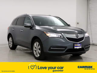 2016 Acura MDX SH-AWD w/Advance