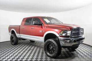 2012 Ram Pickup 2500 Laramie