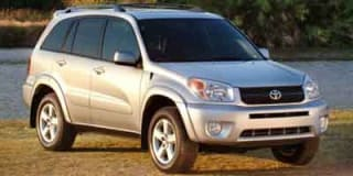 2004 Toyota RAV4 Base