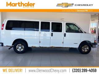 2003 Chevrolet Express Passenger 3500 LS