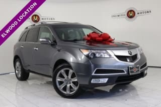 2012 Acura MDX SH-AWD w/Advance