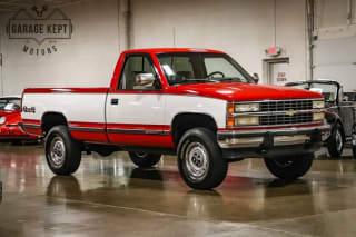 1993 Chevrolet C/K 2500 Series K2500 Cheyenne