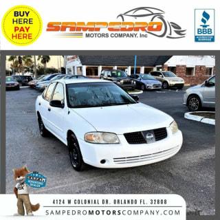 2004 Nissan Sentra 1.8