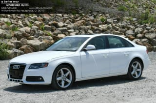 2009 Audi A4 3.2 quattro