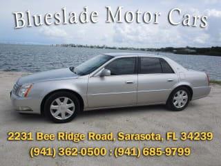 2007 Cadillac DTS Luxury I