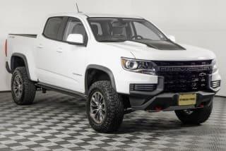 2021 Chevrolet Colorado