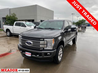 2018 Ford F-250 Super Duty Platinum