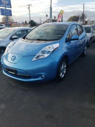 2011 Nissan LEAF