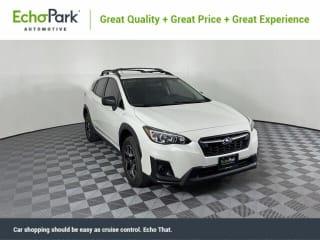 2018 Subaru Crosstrek 2.0i Base