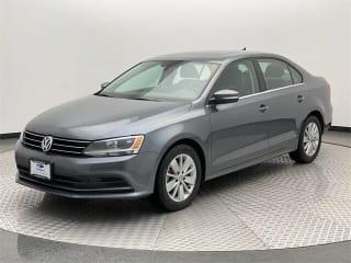 2015 Volkswagen Jetta TDI SE