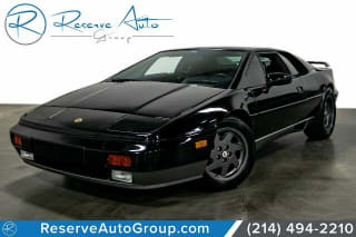 1989 Lotus Esprit KeylessEntry ClutchKit NewInjectors/FuelPump Sunroof