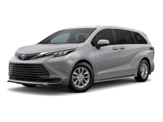 2021 Toyota Sienna LE 8-Passenger