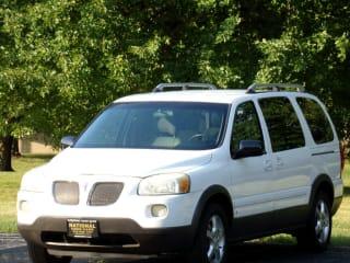 2006 Pontiac Montana SV6 Base