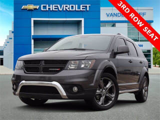 2018 Dodge Journey Crossroad