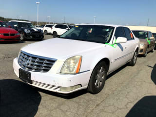 2007 Cadillac DTS Luxury I