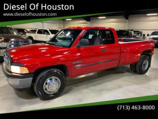 2001 Dodge Ram Pickup 3500 SLT