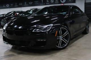 2018 BMW 6 Series 650i