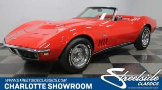 1968 Chevrolet Corvette L36 427/390HP Convertible