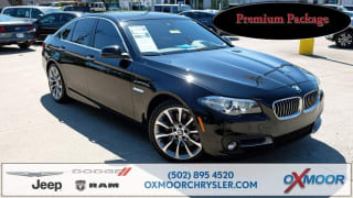 2016 BMW 5 Series 535i xDrive