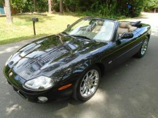 2001 Jaguar XKR Base