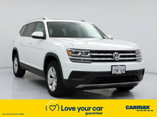 2018 Volkswagen Atlas V6 Launch Edition