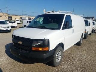 2015 Chevrolet Express Cargo 2500