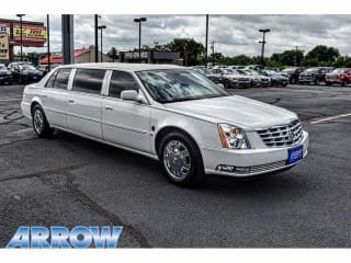2006 Cadillac DTS 4dr Sdn Limousine