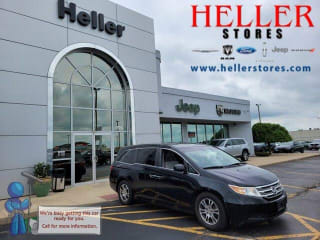 2013 Honda Odyssey EX-L