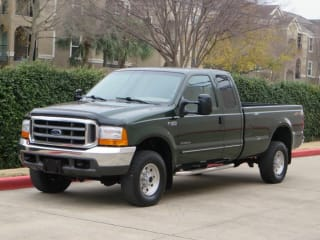 1999 Ford F-350 Super Duty XLT