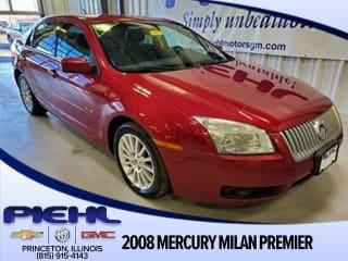 2008 Mercury Milan I-4 Premier