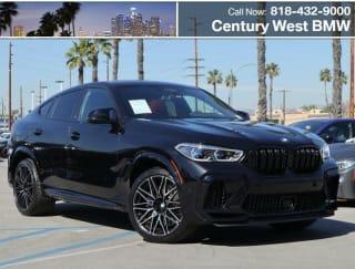 2020 BMW X6 M Base
