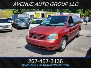 2005 Ford Freestar SE