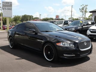 2011 Jaguar XJL Supersport