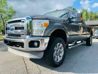 2013 Ford F-350 Super Duty Lariat
