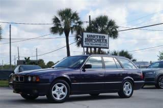 1995 BMW 5 Series 5 series