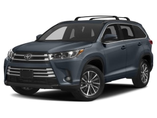 2019 Toyota Highlander XLE