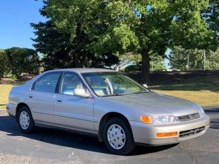 1996 Honda Accord 25th Anniversary