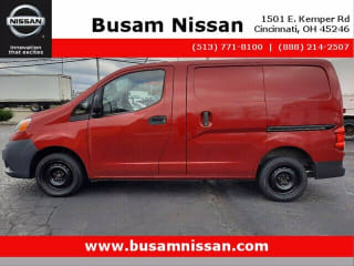 2013 Nissan NV200 S