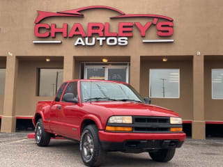 1998 Chevrolet S-10 ZR2
