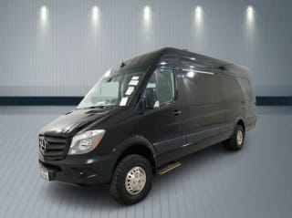 """2017 Mercedes-Benz Sprinter High Roof Extended w/170"""" 1-ton Dual Rear Whls"""