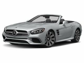 2019 Mercedes-Benz SL-Class