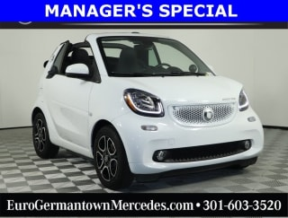 2017 Smart fortwo electric drive prime