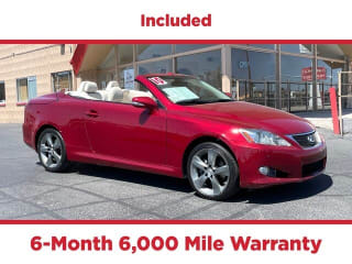 2010 Lexus IS 250C Base