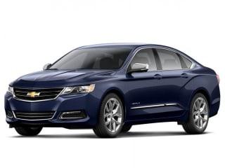 2016 Chevrolet Impala LTZ
