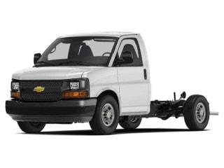 2020 Chevrolet Express Cutaway 3500
