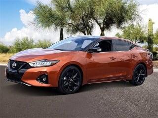 2021 Nissan Maxima 3.5 SR